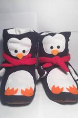 """Тапочки """"Пингвины"""""""