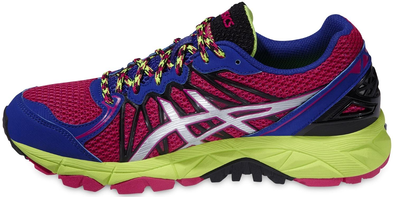 Женские кроссовки внедорожники Asics GEL-Fujitrbuco 3 Neutral G-TX (T4E9N 2093) картинка
