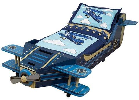 KidKraft Самолет - детская кровать 76277_KE