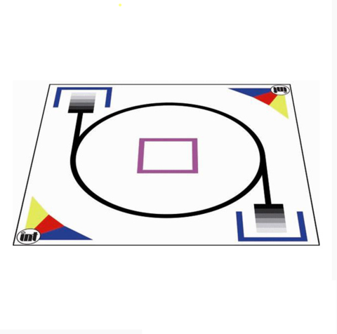 LEGO Education: Комплект полей для соревнования роботов in0010