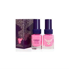 Лак для ногтей Розовое озеро Carah golden pink lake lacquer culture
