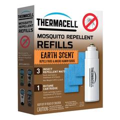Набор запасной ThermaCell малый с запахом прелой листвы