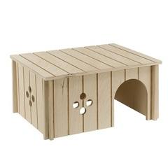 Деревянный домик для мелких животных, Ferplast SIN 4646