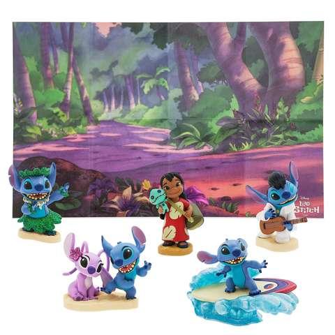 Игровой набор фигурок Лило и Стич - Lilo & Stitch, Disney