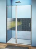 Душевая дверь BAS FANTASY WTW-110-F-CH 110 см