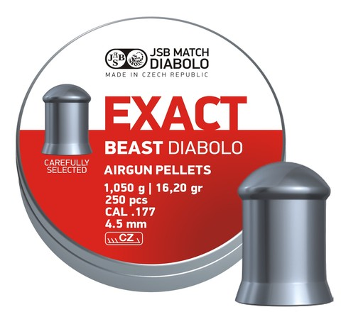 JSB Exact Beast 4,52/1,050