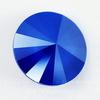1122 Rivoli Ювелирные стразы Сваровски Crystal Royal Blue (14 мм)