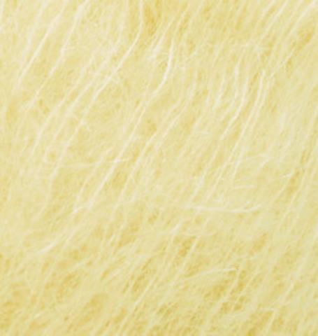 Пряжа Alize Kid royal светло-желтый 219