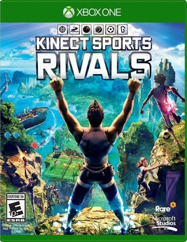 Microsoft Xbox One Kinect Sports Rivals (русская версия)