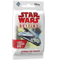 Star Wars: Destiny. Across the Galaxy Booster Pack