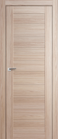 > Экошпон Profil Doors №7X-Модерн, цвет капучино мелинга, глухая