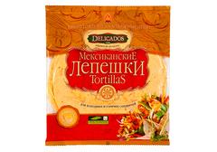 Мексиканские лепешки сырные Delicados, 6шт