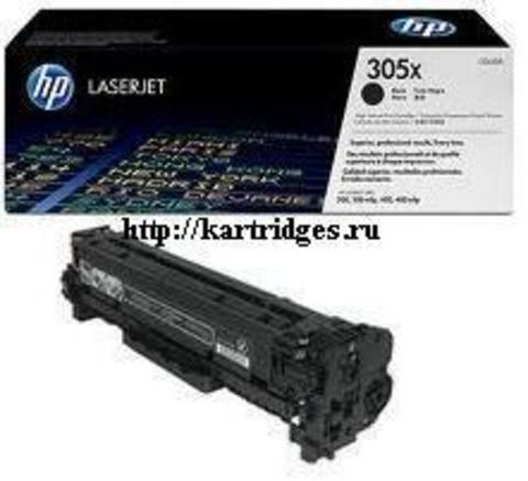 Картридж Hewlett-Packard (HP) CE410XD №305X