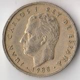 K6111, 1988, Испания, 10 песет
