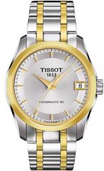 Женские часы Tissot T035.207.22.031.00 Couturier Powermatic 80 Lady