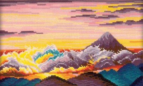 Восход на Фуджи