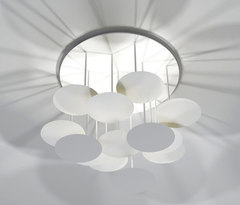 Millelumen millelumen circles ceiling