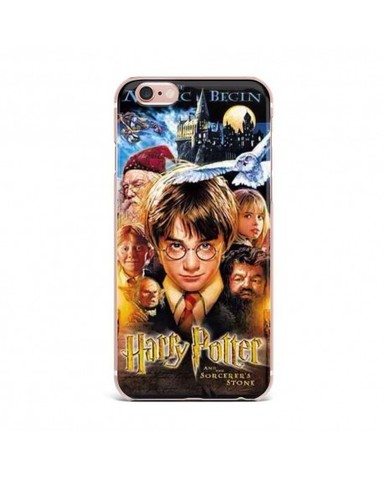 Telefon üzlüyü  iPhone XS MAX - Harry Potter