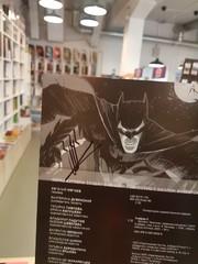 Бэтмен. Кроткие (с автографом Маттео Скалера)