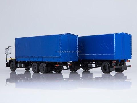 MAZ-6303 with trailer MAZ-83781 1:43 Start Scale Models (SSM)