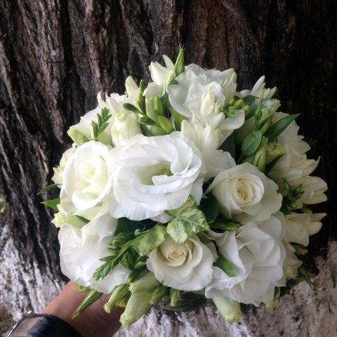 Свадебный букет #455