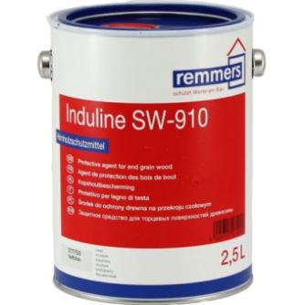 Пропитка пленкообразующая для торцов бревен Remmers Induline SW-910 / Реммерс