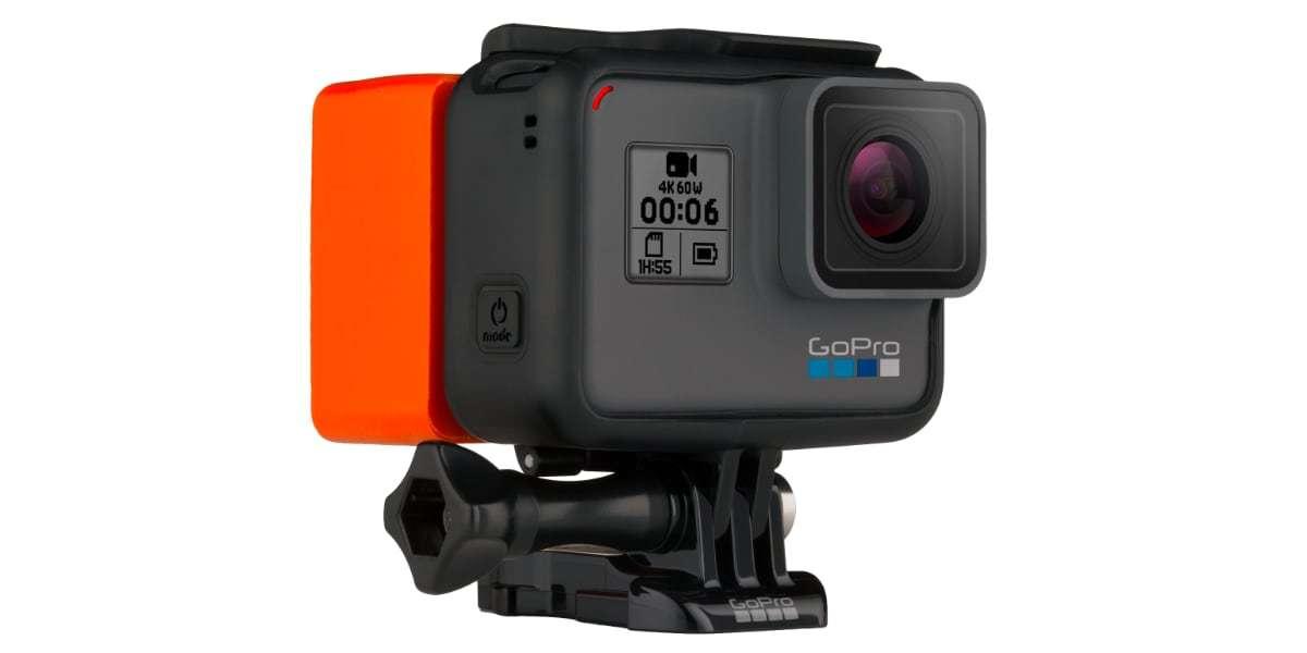 Поплавок на бокс для камер GoPro Floaty HERO6/7/8 (AFLTY-005)