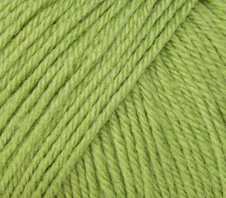 Пряжа Gazzal Baby Wool зеленый 838