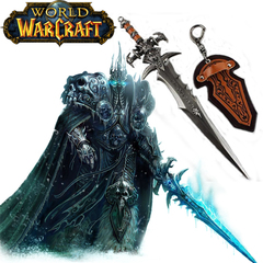 World Of Warcraft Frostmourne Lich King Sword