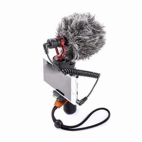 Микрофон BOYA BY-MМ1 для Zhiyun Smooth 4