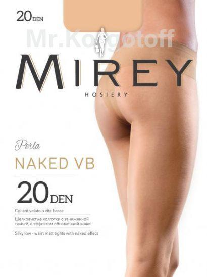 Колготки Mirey Naked 20 VB