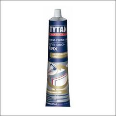 Клей-герметик для окон ПВХ Tytan Professional (белый)