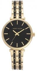 Женские часы Anne Klein 3010BKGB
