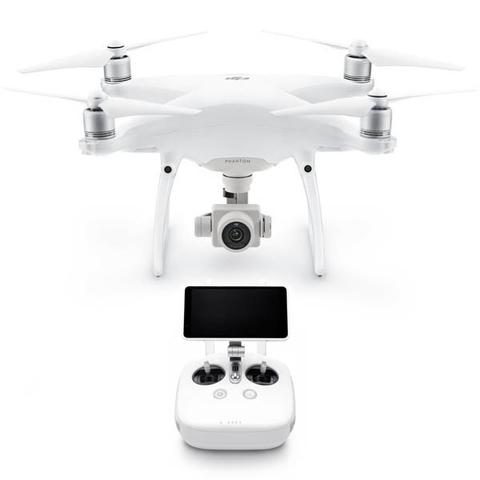 Квадрокоптер DJI Phantom 4 Pro+ (PLUS) с монитором