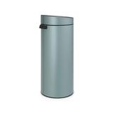 Мусорный бак Touch Bin New (30 л), Мятный металлик, арт. 115424 - превью 2