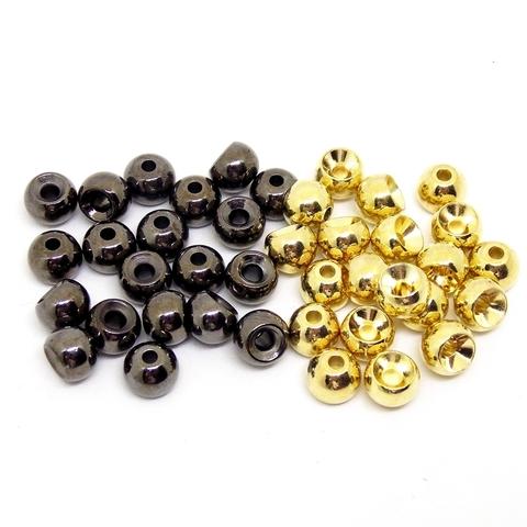 FLY-FISHING Латунные головки Brass Beads (20 шт.)