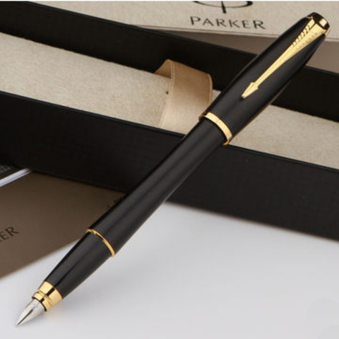 S0850640 Parker Urban Muted Black GT Перьевая ручка