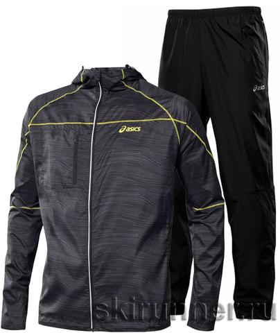 Ветрозащитный костюм для бега Asics Fuji Packable Woven мужской