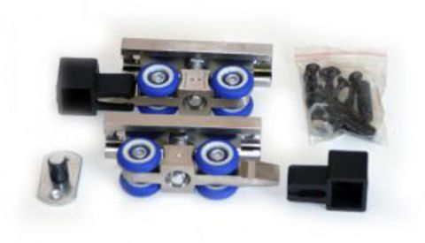 Фурнитура - Комплект Роликов 80 кг Sisco Sistem