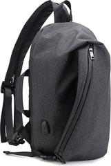 Сумка-рюкзак ARCTIC HUNTER B00195 Серый