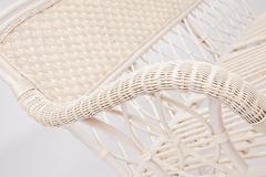 Комплект для отдыха Андреа (ANDREA) (диван + 2 кресла + журн. столик со стеклом  + подушки) — цвет кремовый
