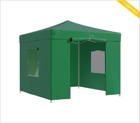 Шатер - палатка 3x3м зеленый