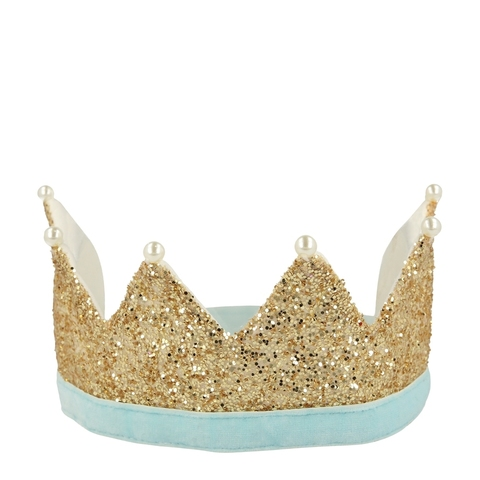Корона золото и жемчуг