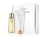 Набор LACOSTE Eau De Lacoste Femme set (50 ml edp + 100 ml body lotion)