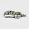 "Подвеска ""Телефон"" 18х12 мм (цвет - античное серебро)"