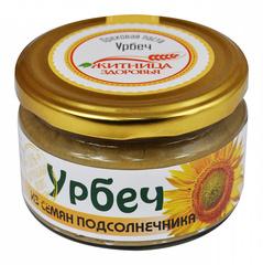 Урбеч из семян подсолнечника, 200 гр. (Житница здоровья)