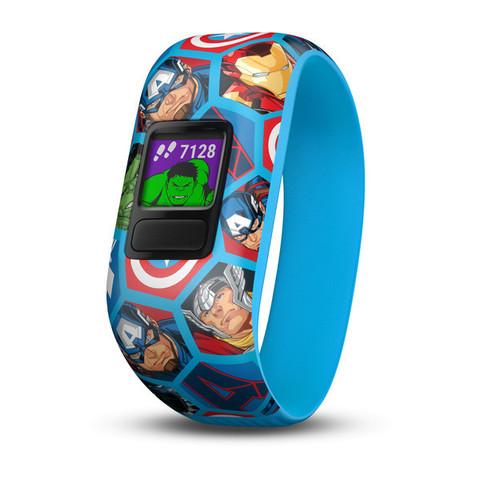 Купить Трекер активности для детей Garmin Vivofit Jr. 2 Marvel Avengers 010-01909-22 по доступной цене