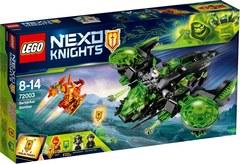 Nexo Knights Неистовый бомбардировщик 72003