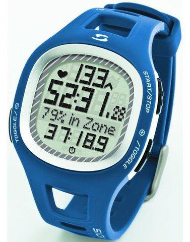Купить Наручные часы Sigma 21012 с пульсометром PC 10.11 blue по доступной цене