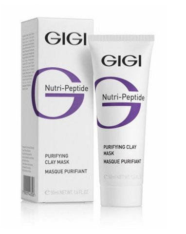 GIGI Purifying Clay Mask Oily Skin - Очищающая глиняная маска для жирной кожи